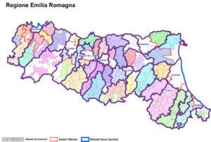 CartinaRER-unioni-ambiti-distretti